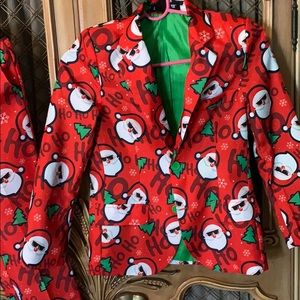 Christmas kids suit ..